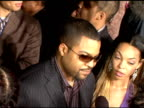Ice Cube at the 19th Annual Soul Train Music Awards arrivals at Paramount Studios in Hollywood California on February 28 2005