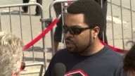 Ice Cube at the 'Are We Done Yet' Premiere at the Mann Village Theatre in Westwood California on April 1 2007