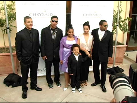 Ice Cube at the Chrysalis' Fourth Annual Butterfly Ball at Private Residence in Bel Air California on April 9 2005