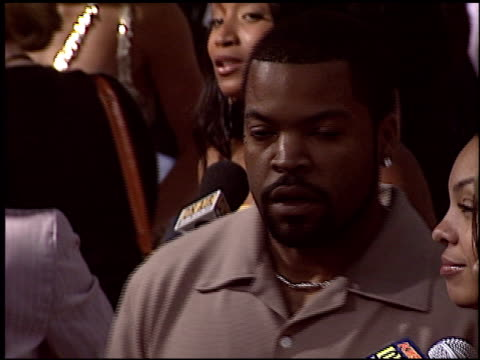Ice Cube at the 'White Chicks' Premiere on June 16 2004