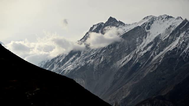 Ice mountain in Pakistan