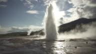 Iceland Geyser Hot Spring Geysir