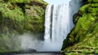 Iceland Waterfall Skogafoss