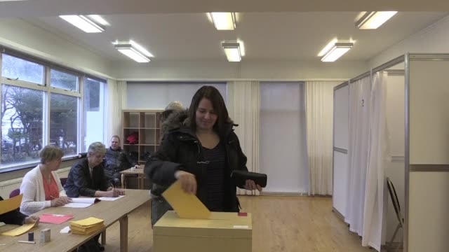 Icelanders vote in a snap election that could see the antiestablishment Pirate Party form the next government in the wake of the Panama Papers...