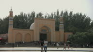WS Id Kah mosque / Kashgar, Xinjiang, China