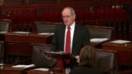 Idaho Senator Jim Risch says that Administrator of the Small Business Administration Linda McMahon had experience in the private sector by making a...