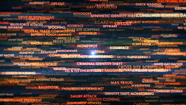 Identity Theft Terms