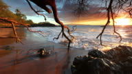 idyllci maui sunset - pacific ocean hawaii