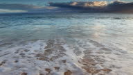 idyllci maui Sonnenuntergang-Pazifik