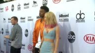 Iggy Azalea and Nick Young at MGM Grand on May 17 2015 in Las Vegas Nevada