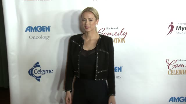 Iliza Shlesinger at International Myeloma Foundation's 11th Annual Comedy Celebration Benefiting The Peter Boyle Research Fund at The Wilshire Ebell...
