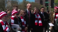 WGN Illinois Governor Bruce Rauner Takes Photos with Participants in the Polish Constitution Day Parade About 10000 people lined an abbreviated...