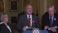 Illinois Senator Richard Durbin reflects on the coming presidential election season remarking on issues during the Obama presidency such as the...