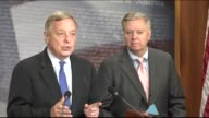 Illinois Senator Richard Durbin says hours after an announcement by Attorney General Jeff Sessions that the nation is now on a countdown to...