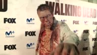Images of the Photocall done for the premiere of 'The walking dead' with the four main characters of the cast