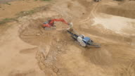 Impact Crusher and Digger