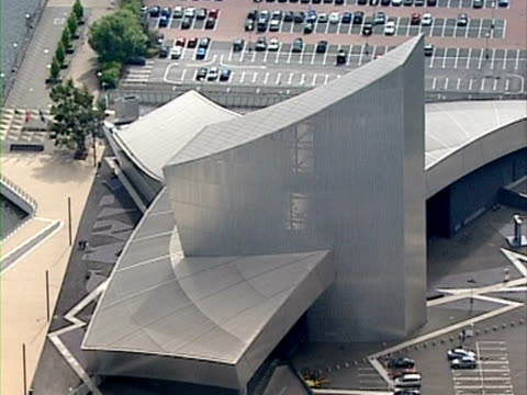 Imperial War Museum at Salford Quays
