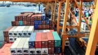Camion merci di importazione