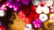 Impressionist Blumen