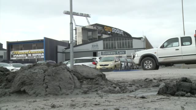In a city that calls itself the spiritual home of rugby the destruction from a massive 63 magnitude earthquake may mean Christchurch will have to...