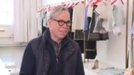 In a New York Fashion Week interview with AFP Tommy Hilfiger talked about his label's move to making collections that are ready to buy as soon as...