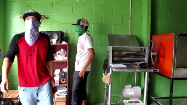 In a tense climate 500 18th street gangsters met in the city of Ilopango 7km north of San Salvador where some of them now work in a bakery as part of...