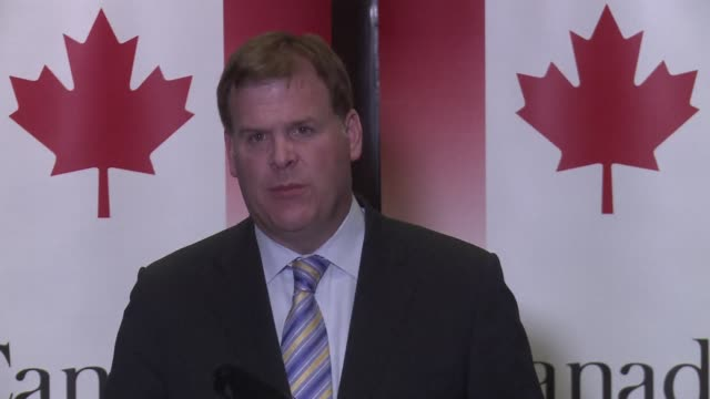 In a visit in Cairo to seek the release of a Canadian journalist imprisoned with two Al Jazeera colleagues Canadian foreign minister John Baird said...