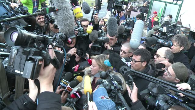 In Grenoble the wait for news of the condition of former F1 driver Michael Schumacher has become an intense media scrum with more and more...