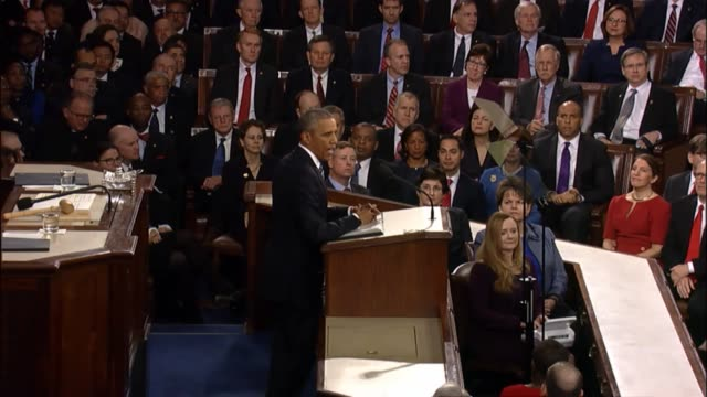 In his final State of the Union address President Barack Obama says there is more progress to make in the economy areas where Americans probably...