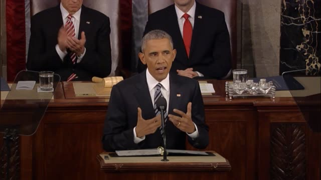 In his final State of the Union address President Barack Obama says various places around the world could become safe havens for new terrorist...