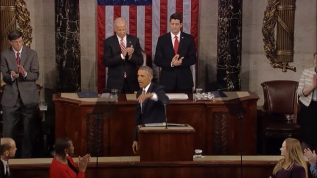 In his final State of the Union address President Barack Obama tells Congress that every American should participate in public life not just on...