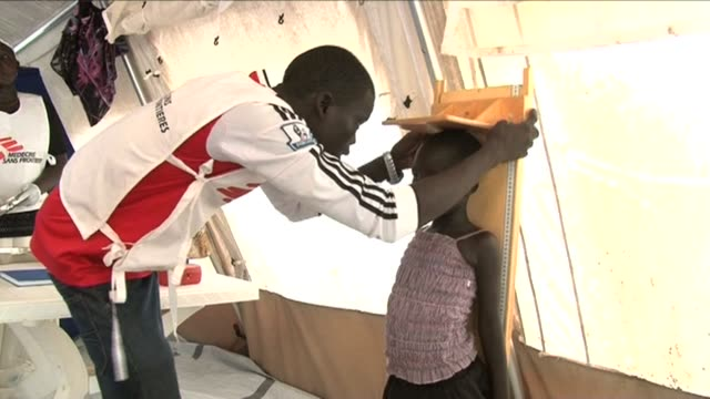 In Malakal South Sudan Doctors Without Borders continues to provide medical care to thousands of people who have taken refuge in a UN protected area