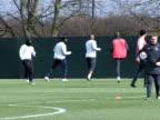 in March 2011 with players including Carlos Tevez Kolo Toure Joleon Lescott Joe Hart Wayne Bridge Greg Cunningham Vincent Kompany Micah Richards...