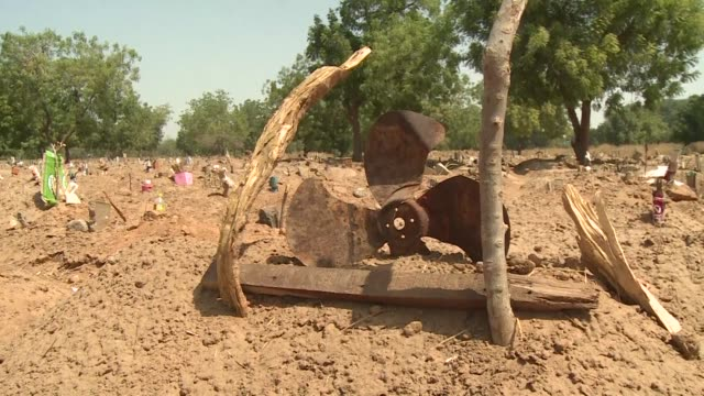 In North East Nigeria the grave diggers talk of a time when piles of bodies were routinely dumped from trucks to be buried