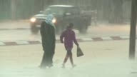 In the Gaza Strip which has been in the grip of a fuel crisis that has affected hospitals sanitation services and sewerage torrential rains filled...
