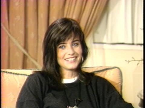 In this interview actress Courtney Cox talks about his latest film Cocoon The Return Cox talks about her training as an architect and where she sees...