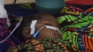 In western Central African Republic malaria and malnutrition are the main causes of death especially among children
