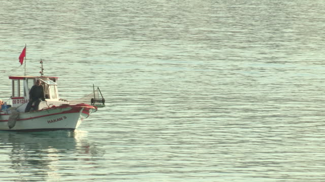 Incoming Fisherman, Kusadasi, Turkey