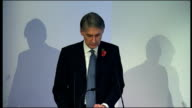 Increase in Army reservists Philip Hammond speech Philip Hammond MP speech SOT As part of the SDSR implementation process the Prime Minister set up...