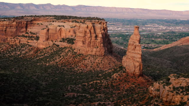 Independence Rock Colorado National Monument Near Grand Junction