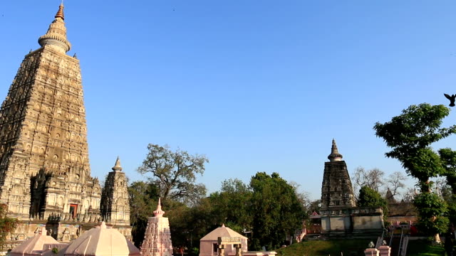 Indien, Mahabodhy-Tempel
