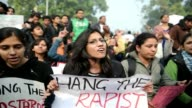Indian demonstrators continued Sunday to protest for better safety for women following the gang rape of a student on a bus last week in front the...
