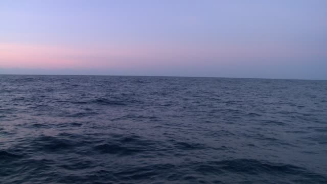 Indian Ocean at sunset Available in HD.