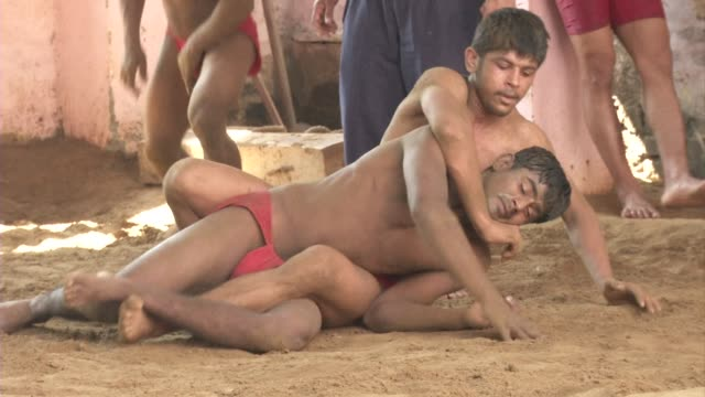 Indian wrestlers are shocked that the International Olympic Committee may drop wrestling from the Games CLEAN Indian wrestlers grapple with 2020...