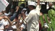 Indias opposition leader Narendra Modi is up against anti corruption crusader Arvind Kejriwal in the key election battleground seat of Varanasi where...