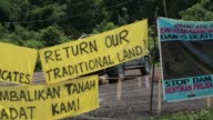 Indigenous tribesmen and women in Borneo rise up against the construction of a mega dam which threatens to flood 200 square kilometres of precious...