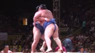 Indonesia hosted the first official sumo tournament outside Japan for five years on Saturday Indonesia hosts first sumo tournament outside Japan in 5...