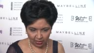 Indra Nooyi talks about what it means to be honored at the event as a woman making history why the National Women's History Museum is important to...