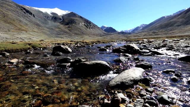 Fiume Indo, Ladakh, India