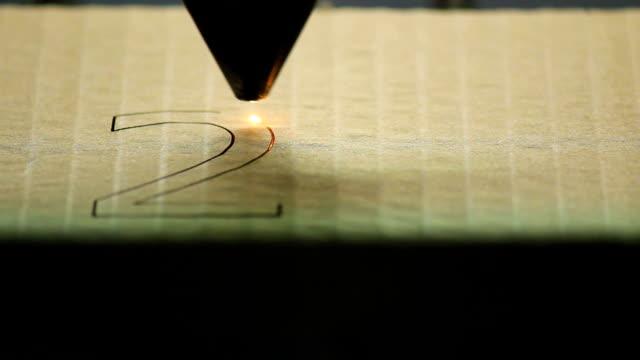 Industrielle Laser Schneiden 2013
